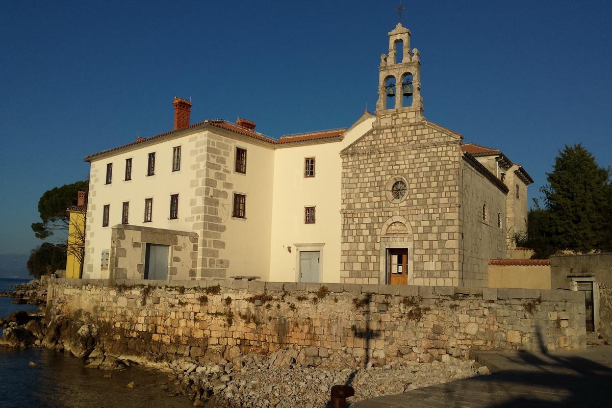 Monastery Glavotok